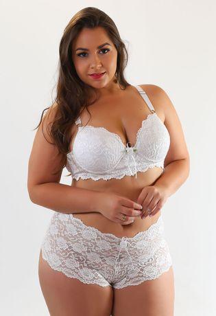 uma imagem sobre lingerie plus size