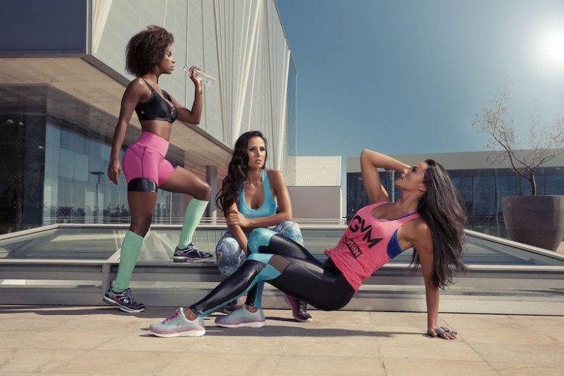 uma imagem sobre moda fitness